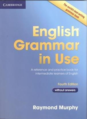 Imagem de ENGLISH GRAMMAR IN USE BOOK WITHOUT ANSWERS - FOURTH EDITION