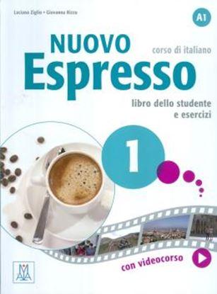 Imagem de NUOVO ESPRESSO 1 (A1) - LIBRO STUDENTE