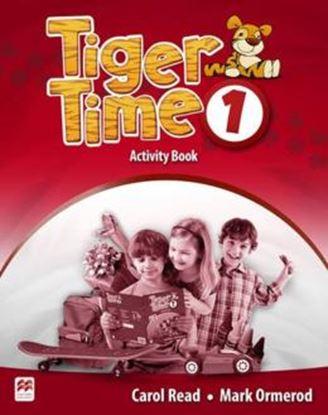 Imagem de TIGER TIME 1 ACTIVITY BOOK