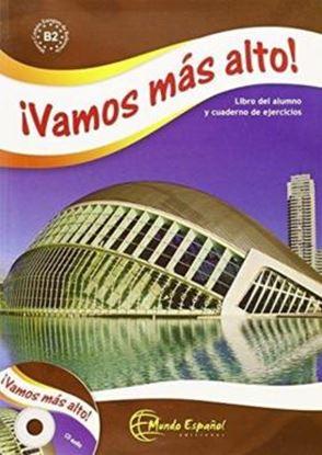 Imagem de ¡VAMOS MAS ALTO! LIBRO DEL ALUMNO Y CUADERNO DE EJERCICIOS CON AUDIO CD