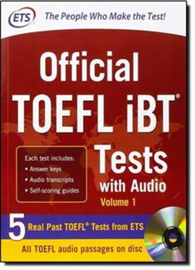 Picture of OFFICIAL TOEFL IBT TESTS WITH CD