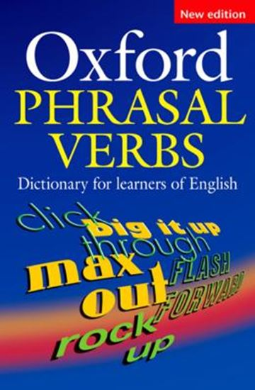 Picture of OXFORD PHRASAL VERBS DICTIONARY FOR LEARNERS OF ENGLISH NEW EDITION