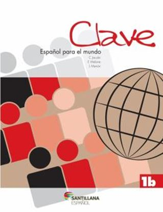 Imagem de CLAVE ESPANOL PARA EL MUNDO - 1B