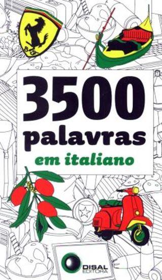 Picture of 3500 PALAVRAS EM ITALIANO