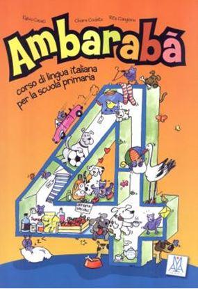 Imagem de AMBARABA 4 - LIBRO DELLO STUDENTE