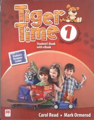 Imagem de TIGER TIME 1 STUDENT´S BOOK WITH EBOOK PACK