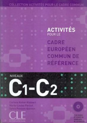 Imagem de ACTIVITES POUR LE CADRE COMMUN C1/C2 (LIVRE + CD)