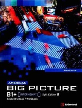 Imagem de    PACK AMERICAN BIG PICTURE B1+ (SPLIT A+CD)
