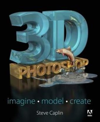 Imagem de 3D PHOTOSHOP - IMAGINE, MODEL, CREATE