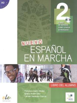 Imagem de NUEVO ESPANOL EN MARCHA BRASIL 2 - ALUMNO + CD