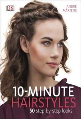 Imagem de 10-MINUTE HAIRSTYLES - VOLUME  - 50 STEP-BY-STEP LOOKS